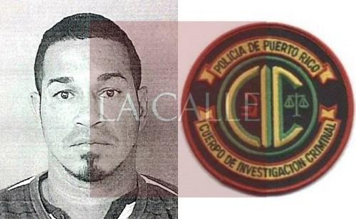 Ficha de Alexis Marrero Ramírez (Suministrada/Policía).