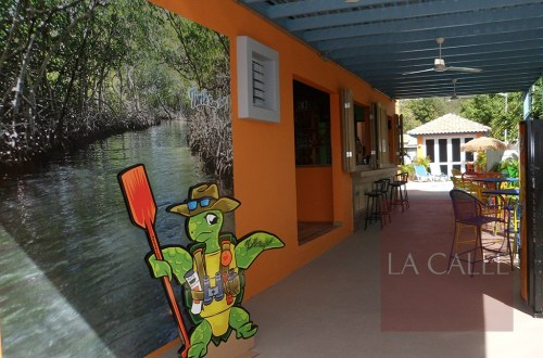 Parador Turtle Bay Inn, en La Parguera (Suministrada).