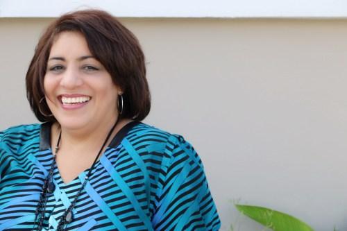 Ella es Zulma I. Pagán Bones, paciente de fibromyalgia (Foto/GoHealthyPR).