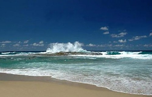 playa montones de isabela