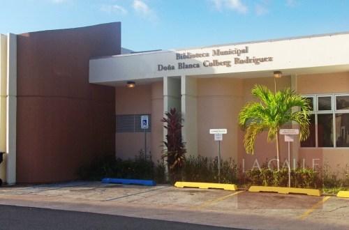 La reunión tendrá lugar en la Biblioteca Municipal Doña Blanca Colberg de Cabo Rojo (Archivo).