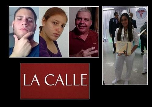 sospechosos y victima caso enfermera asesinada logo