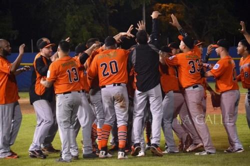 Los Sultanes de Mayagüez se coronaron campeones del Noroeste por segundo año consecutivo (Suministrada/Béisbol Doble A).