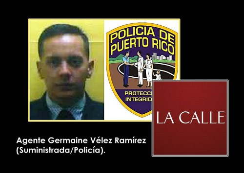 agente Germaine Velez Ramirez-tile wm