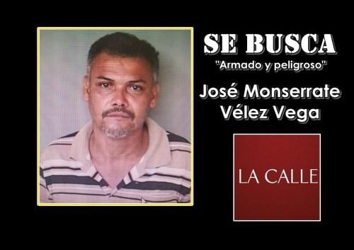 Jose Monserrate Velez Vega-Mayimbe