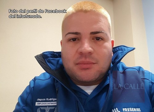 Jayson Rodriguez fb wm