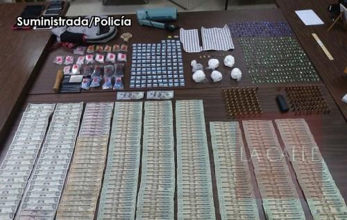 drogas y dinero Mayaguez 10 mayo 2018 wm