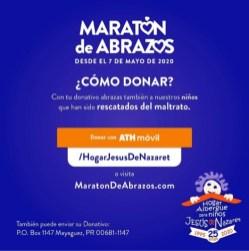 Maraton de Abrazos
