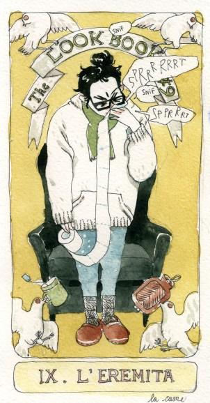 LB#9 - influenza tarocca