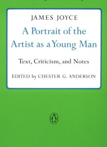 Joyce, A Portrait of the Artist as a Young Man, hg. v. Chester G. Anderson