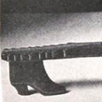 Man Ray - Holzlöffel mit Frauenschuh - aus André Breton, L'amour fou, 1937