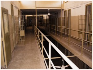 SOP2 - Gefängnisarchitektur (zu Jacques Lacan, Spaltung von Auge und Blick)