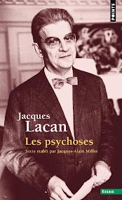 Jacques Lacan, Seminar 3, Les psychoses, Seuil 2018, Titelseite