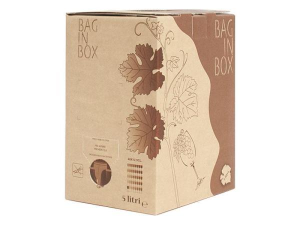 Bag in Box 5 litri