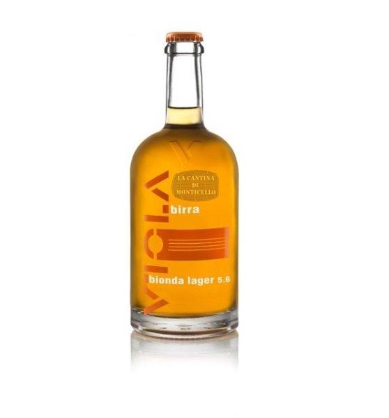 Birra Viola Bionda lager