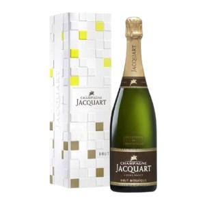 Champagne Jacquart Brut Mosaique 5 anni astucciato