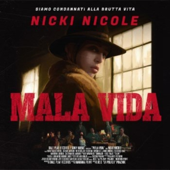"Nicki Nicole lanzó su nuevo single y video musical ""Mala Vida"""