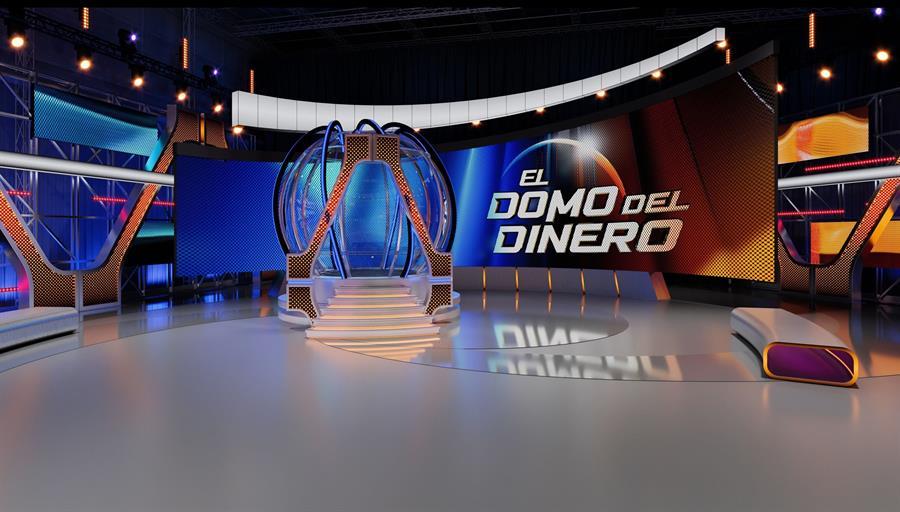 """Telemundo anuncia estreno de «El domo del dinero"""", su primer reality original"""
