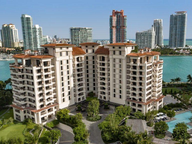 Bajan las ventas de condominios de lujo en Miami Dade