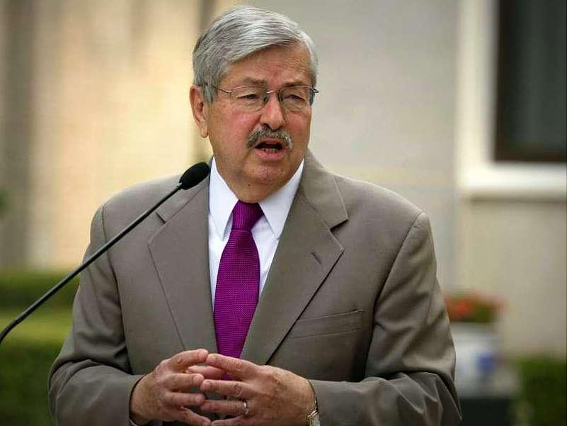 Mike Pompeo anuncia que el embajador de EEUU en China dejará el cargo