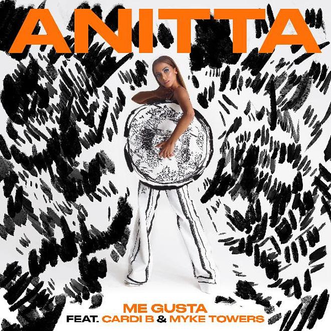 Anitta presenta «Me Gusta» su nueva canción junto a Cardi B y Myke Towers