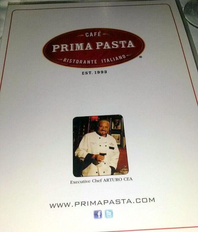 Prima Pasta