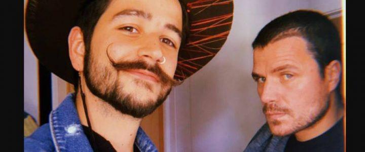 Camilo y Dani Martín presentan «Avioncito de papel»