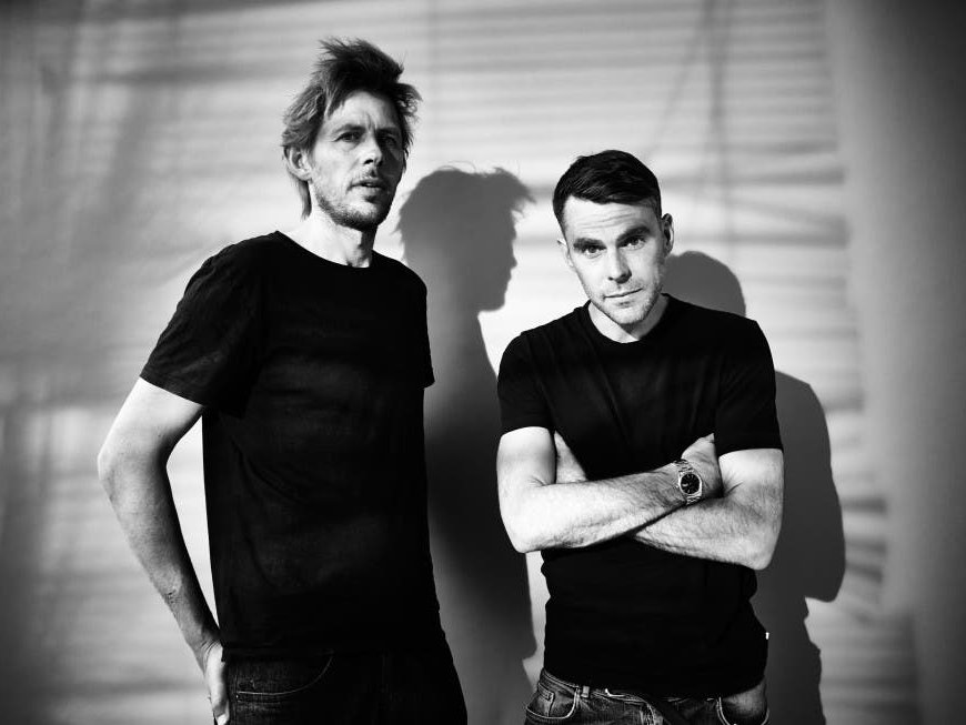 "Groove Armada lanzó su nuevo álbum ""Edge Of The Horizon"""