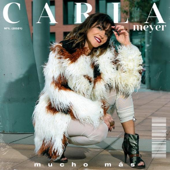 """Carla Meyer presenta su nuevo single """"Mucho más"""""""