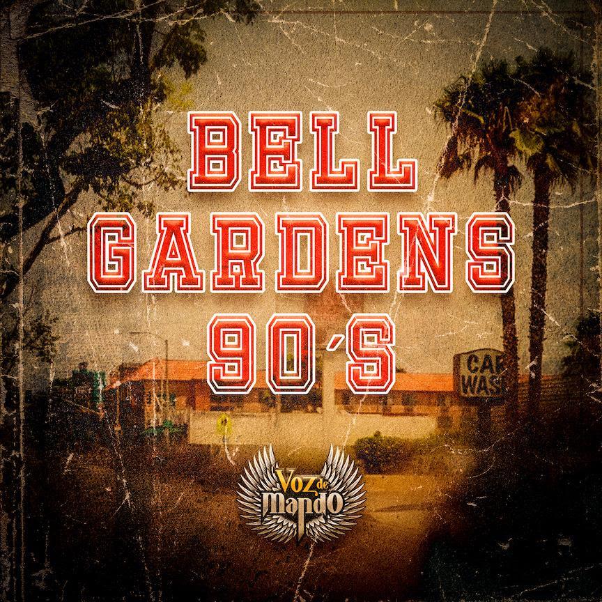 """Voz de Mando presenta su nuevo sencillo """"Bell Gardens 90's"""""""