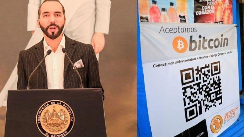 Nayib Bukele anuncia que Bitcoin se convertirá en una moneda de curso legal en El Salvador