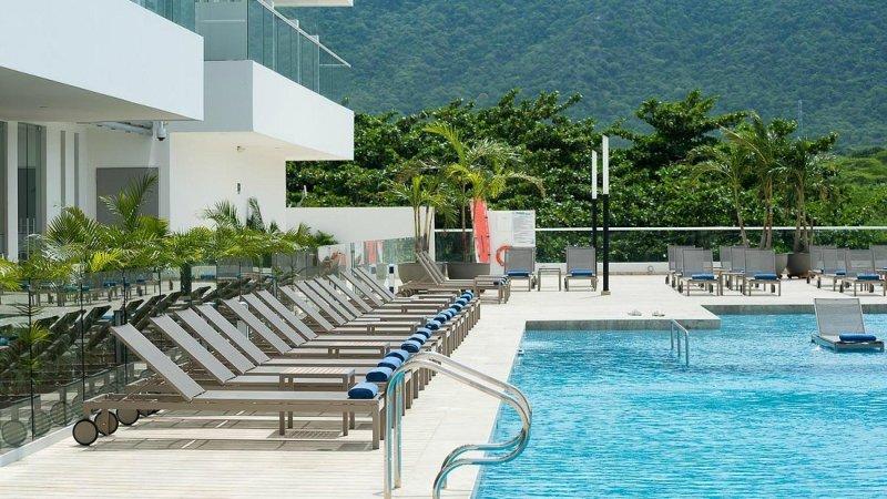 Alista maleta y escápate al Caribe con el plan #FullDays de Mercure Santa Marta Emile