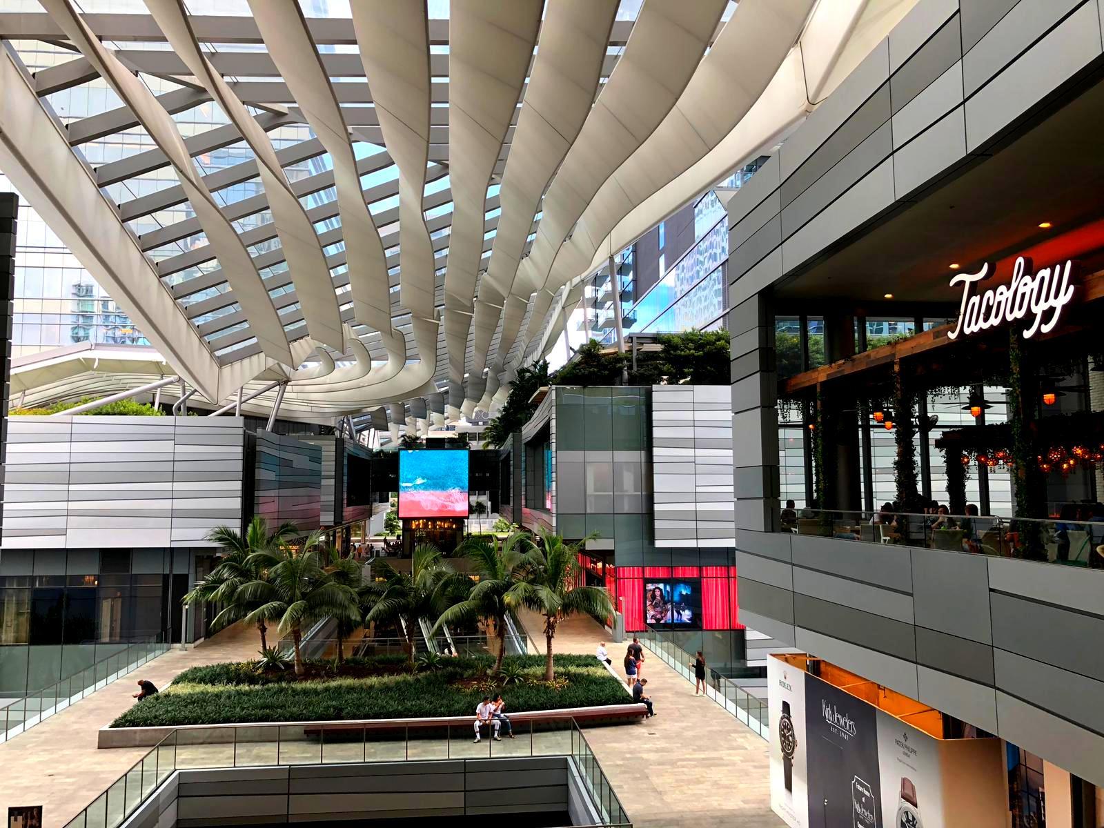Brickell City Centre solicitó desalojó a uno de sus más grandes inquilinos por una deuda de $ 3 millones