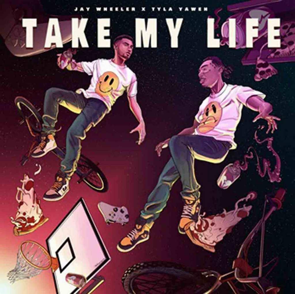 "Jay Wheeler sorprende con ""Take my life"" junto a Tyla Yawe"
