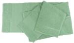 SET ASCIUGAMANO CON BANDA AIDA - 2-verde