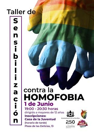Taller de sensibilización contra la Homofobiaok