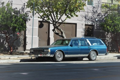 11 - 1988 Chevy Caprice Classic wagon (1)
