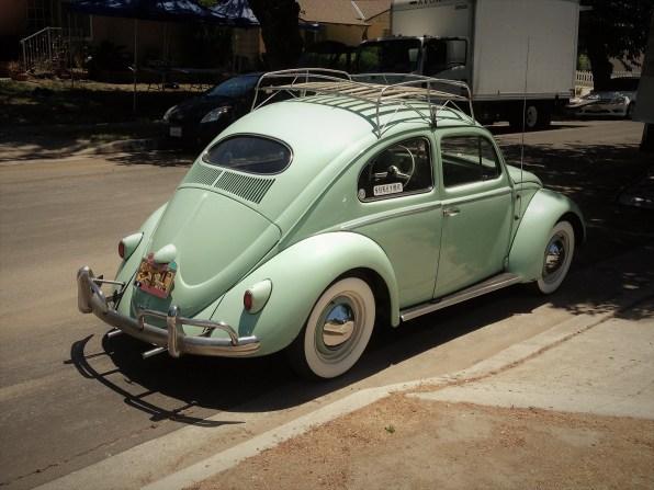 1956 VW Beetle (2)