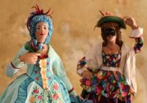 Isabella e Arlecchina