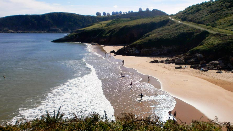 3 Mejores Playas de Asturias para ir desde Las Caldas de Oviedo