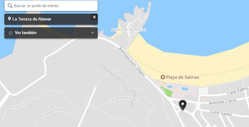 Mejores Playas de Asturias - Donde comer en Salinas - La Terraza de Alamar
