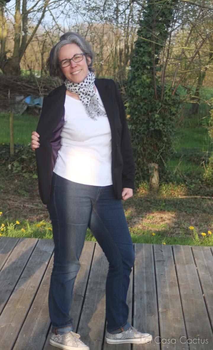 Wardrobe by Me: Blixen Blazer