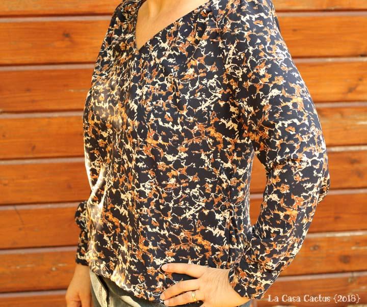 Suun blouse, La Casa Cactus