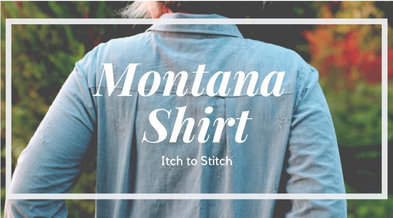 {Test} La chemise Montana (Itch to Stitch)