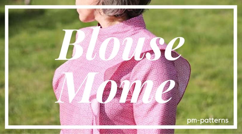 {Test} M∅ME blouse (pm-patterns)