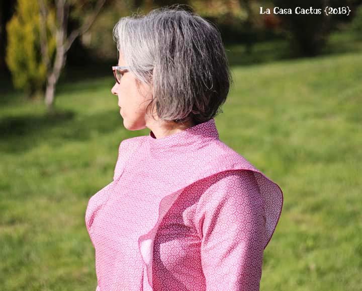 M∅ME blouse, La Casa Cactus