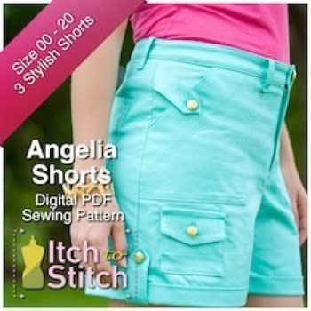 Angelia shorts