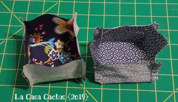 Lingette Makeup remover DIY, La Casa Cactus