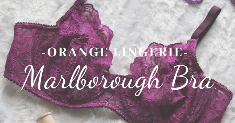 A new Marlborough bra