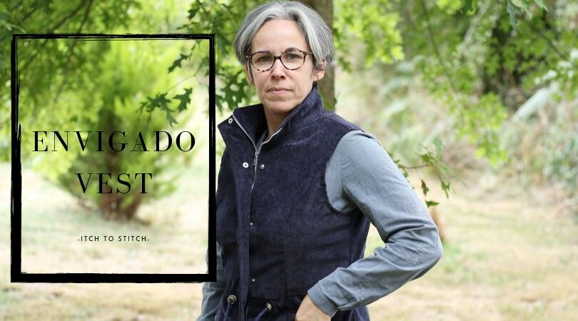Envigado, the must-have vest for fall (ITS blogtour)